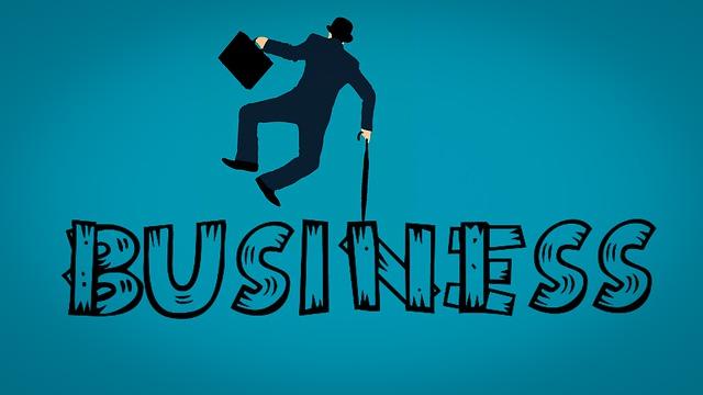 podnikatel s kufříkem