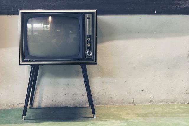 retro televize